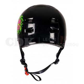 Bullet Slime Logo Black