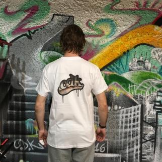 TShirt CDK x Skatepark De Lyon
