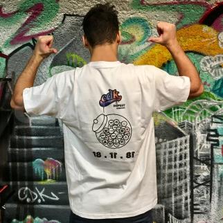 TShirt CDK In Fest 2018 Addiction