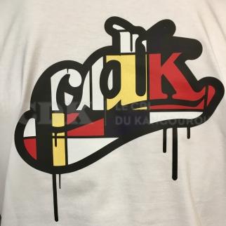 TShirt CDK Mondrian