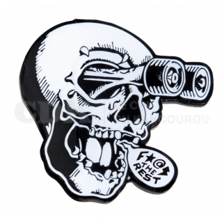 Independent FTR Skull Pin