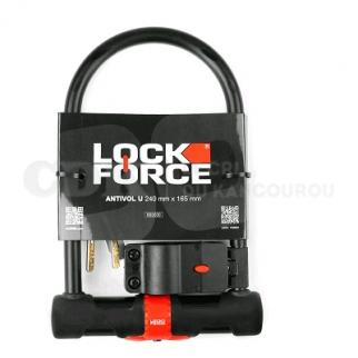 Antivol U Lockforce Hercule 240x165