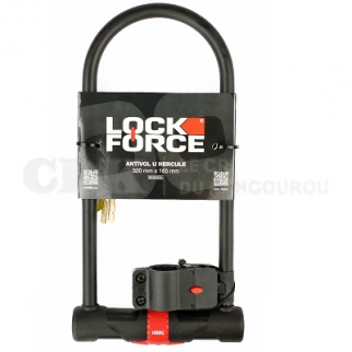 Antivol U Lockforce Hercule 320x165