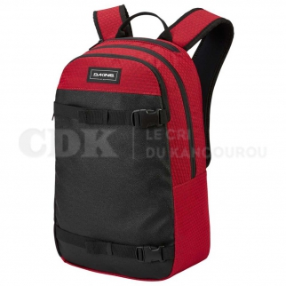 Dakine Urbn Mission Pack 22L Crimson Red 2020