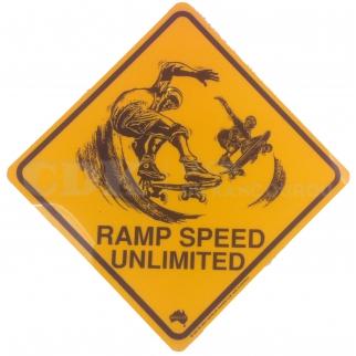 Ramp Speed