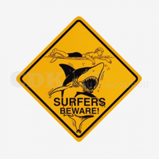 Surfers Beware