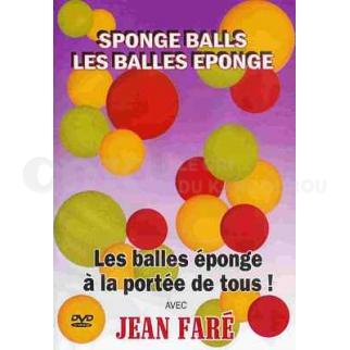Les Balles Eponges - Jean Faré