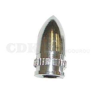 Bouchon de valve Balle Chrome Bouchon de valve balle IXS