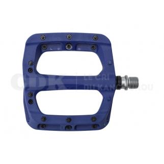 Pédales Nylon HT Bleu Marine