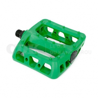 Pédales Twisted Vert pédales twisted vert