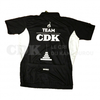 Tee-shirt Cycliste CDK Tee shirt Team Cdk ZIP