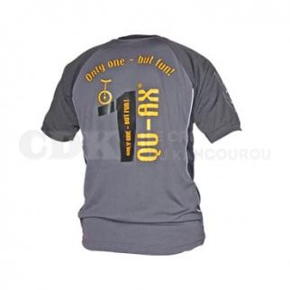Tee-shirt technique Qu-ax Tee-Shirt Team Qu-ax Back