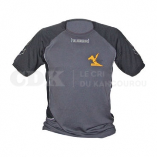 Tee-shirt technique Qu-ax Tee-Shirt Team Qu-ax Front