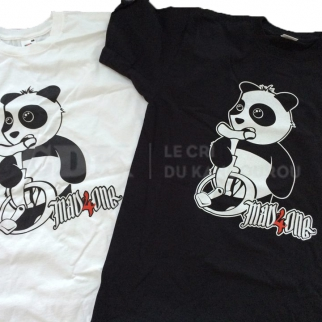Tee-shirt Panda Homme tee-shirt Panda Homme CDK MAd4one