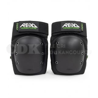 REKD Energy Ramp Knee Pad Black
