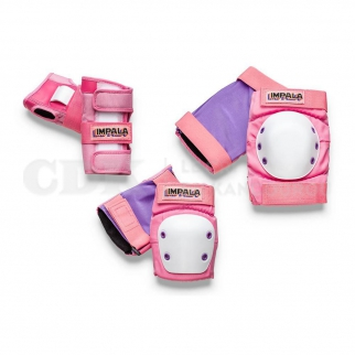 Impala Protective Set Adult Pink
