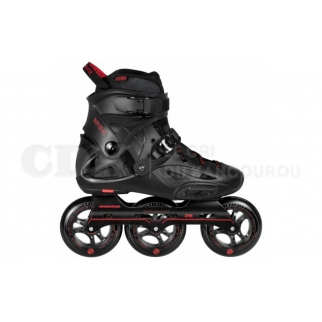 Imperial supercruiser 110 Triskate black/red