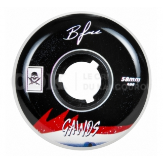 Gawds Pro Wheels B Free 58mm/90a