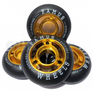 Famus Wheel Fast 64mm 88A