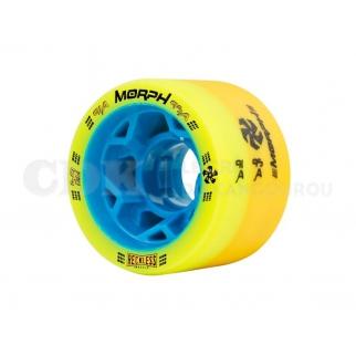Morph 59 mm Dual 91/95 Lime/Yelow