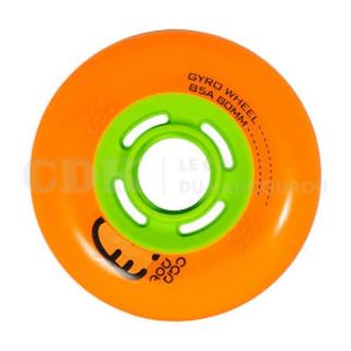 Gyro Carrot Wheels
