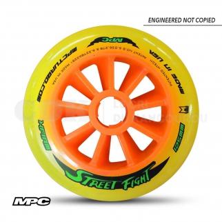 MPC Street Fight Wheels X-Firm 125mm