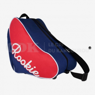 Rookie Bag Logo Boot Bleu/Rouge