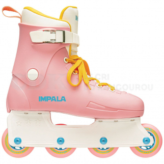 Impala Inline skate Pink/yellow