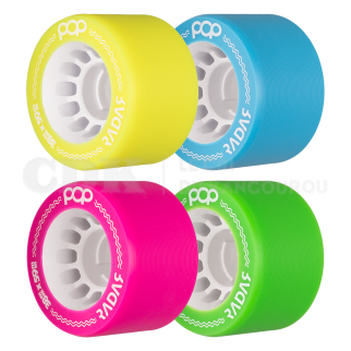 Radar Pop Wheels