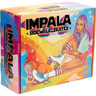 Impala Quad Skate Aqua