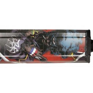 Addict Deck Blacksmith Brandon James Black 590 MM