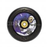 Lucky Scooters 110 mm Noyau Creux Roue hypnotic noir