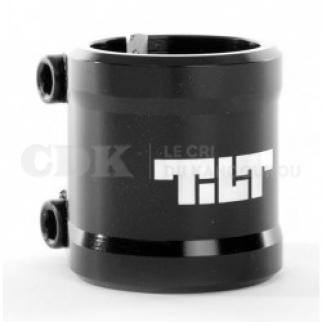 Tilt Arc Double Clamp