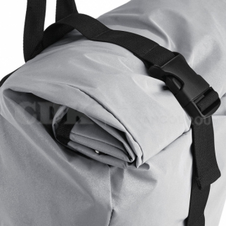 CDK Reflective Roll-Top Backpack