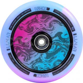 Lucky Lunar 120mm Rush Pink / Blue Swirl