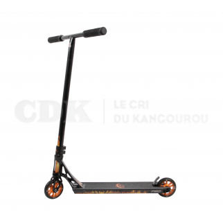 Timo Complete Scooter Black