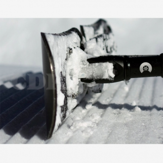 Black Ice Snow Scoot Micro