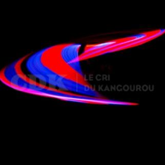 Hoop Luxor 160 hoop lumineux juggle dream cdk