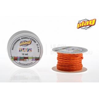 Ficelle Fluo Deos 10 m Ficelle Deos Diabolo Play 10 m CDK orange