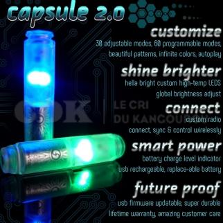 FlowChucks 4-Capsule V2