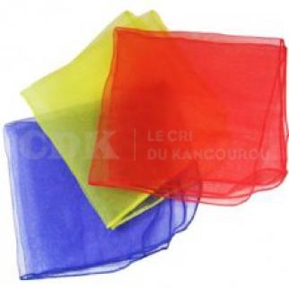 Pack 3 petits foulards 40cm