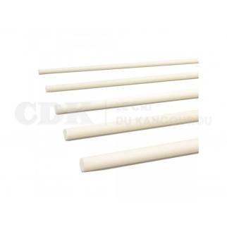 Jonc fibre de verre Blanc
