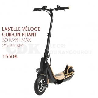 LabElle Véloce Guidon pliable
