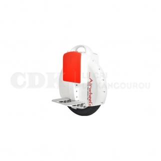 Monoroue X3S blanc/rouge