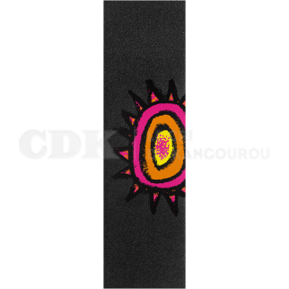 NEW DEAL GRIP PLAQUE SUN 10 BLACK