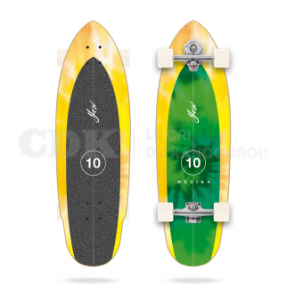 Medina Tie Dye 33 Signature Series Yow Surfskate