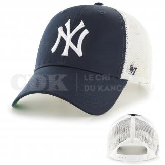 CAP MLB NEW YORK YANKEES BRANSON MVP NAVY WHITE