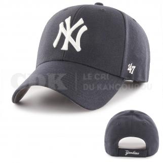 CAP MLB NEW YORK YANKEES MVP NAVY