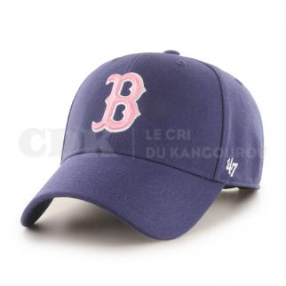 CAP MLB BOSTON RED SOX MVP SNAPBACK LIGHT NAVY