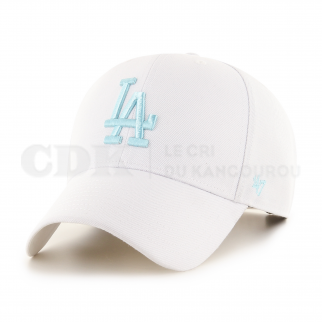 CAP MLB LOS ANGELES DODGERS MVP SNAPBACK WHITE BLUE